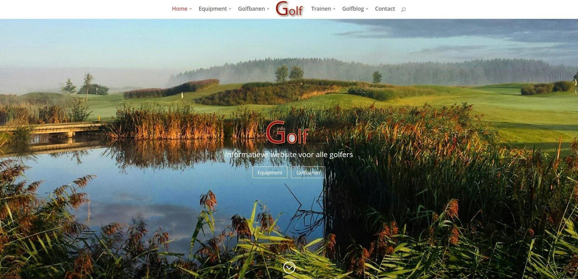 Website Info Golf
