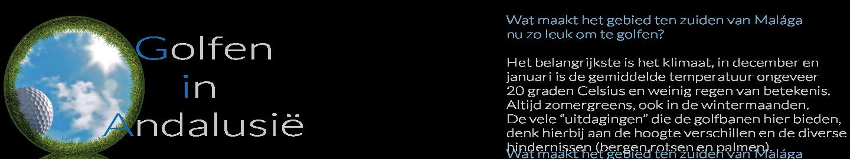 """Wat maakt het gebied ten zuiden van Malága zo leuk om te golfen? Het belangrijkste is het klimaat, in december van 2015 was de gemiddelde temperatuur ongeveer 20 graden Celsius en geen regen van betekenis.De vele """"uitdagingen"""" die de golfbanen hier bieden, denk hierbij aan de hoogte verschillen en de diverse ander soort hindernissen (strategisch geplaatste bergen en rotsen) dan welke we gewend zijn."""